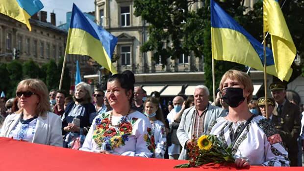 """Украинцев назвали """"божьей нацией"""", находящейся на высшей ступени развития"""