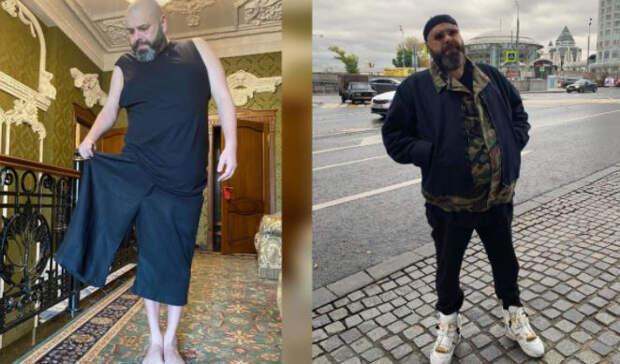 Максим Фадеев показал подписчикам фото до преображения