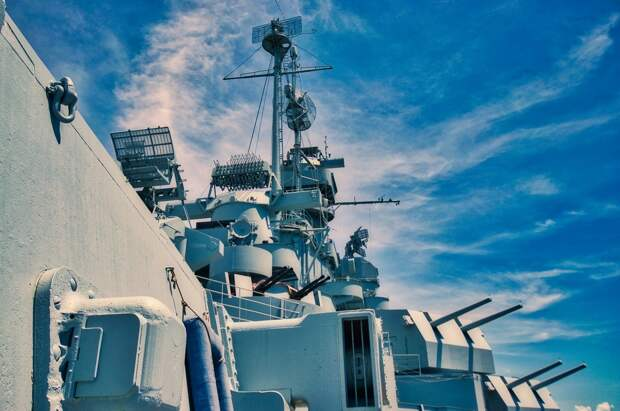 Военно-морские учения стран НАТО начались на Балтике