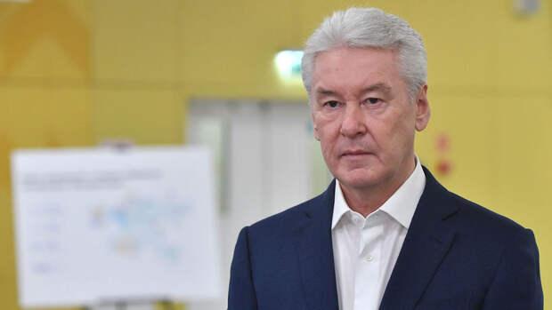 Собянин сообщил, что ситуация с коронавирусом в Москве ухудшилась