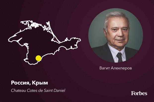 Виноградари и виноделы: где и как производят и пьют вино российские миллиардеры