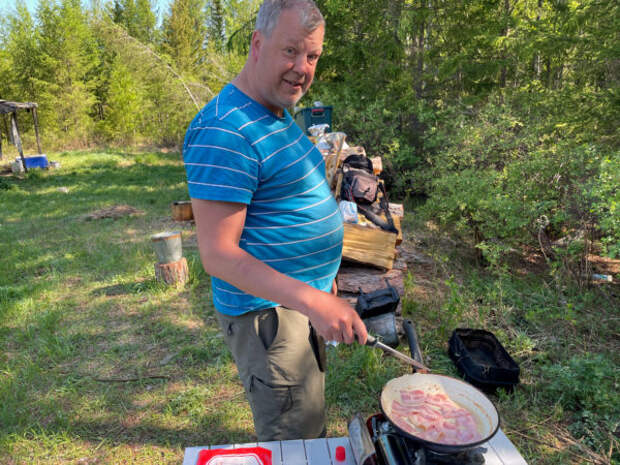 Рыбалка в Хабаровском Крае. Часть 6. Есть таймень!