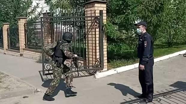 СМИ назвали возможную причину трагедии в школе в Казани