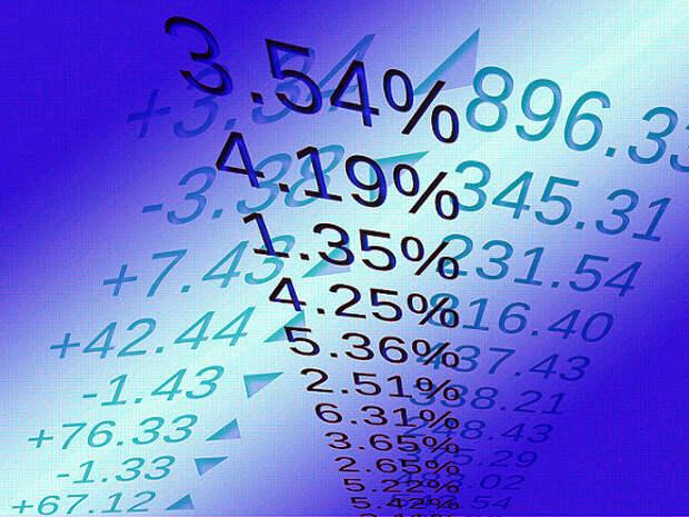 Российский рынок акций открылся в минусе