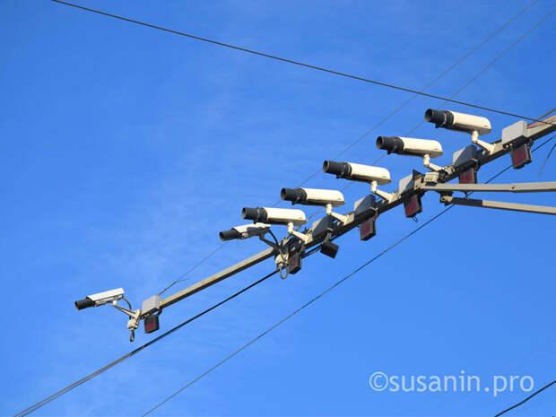 Еще на семи перекрестках Ижевска установят камеры видеофиксации нарушений ПДД