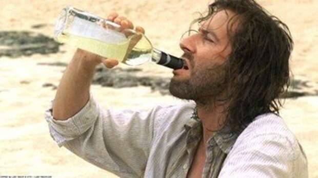 Скажи мне, что он пьет, и я скажу, кто он…
