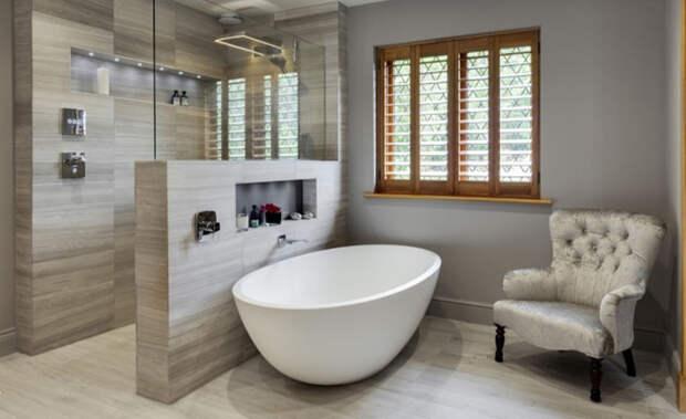 4 приспособления для ванных комнат для безопасности