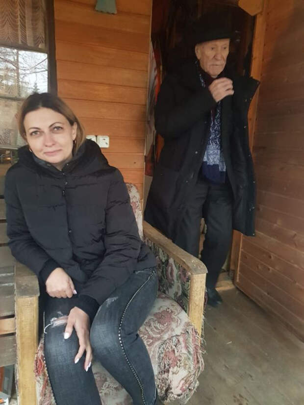 В Сети появились фото новой молодой невесты 90-летнего Ивана Краско