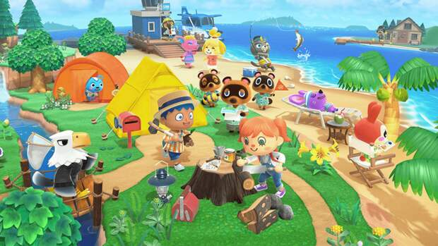 Animal Crossing: New Horizons - первый эксклюзив в истории с продажами более 30 миллионов копий за первый год