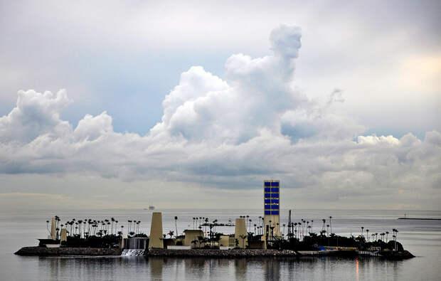 Замаскированные острова Калифорнии