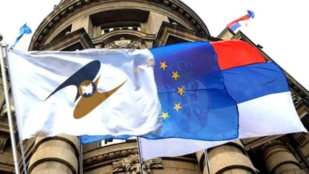 ЕС в бешенстве: Совфед России единогласно поддержал присоединение Сербии к ЗСТ с ЕАЭС