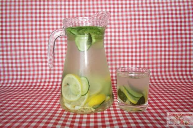 Вода Сасси для похудения и очищения организма