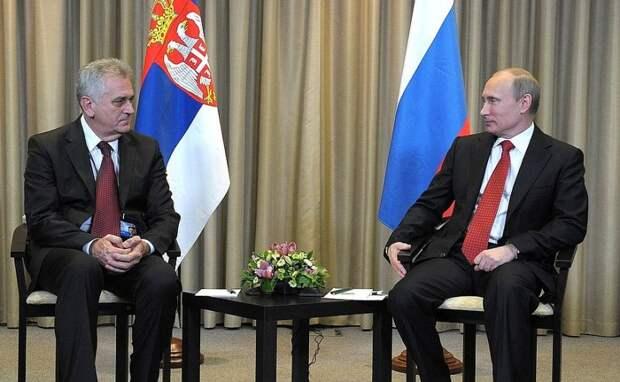 Балканский страх Запада: почему США и ЕС боятся сближения России и Сербии