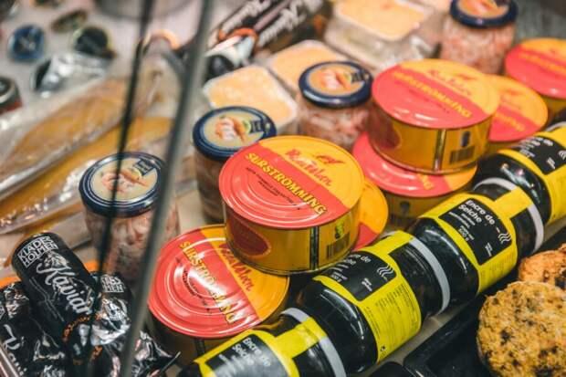 Сюрстрёмминг – шведский деликатес для сильных духом едоков
