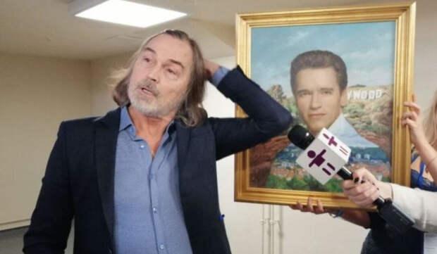 Сын Никаса Сафронова худеет для роли «авторитета» в «Брат-3»