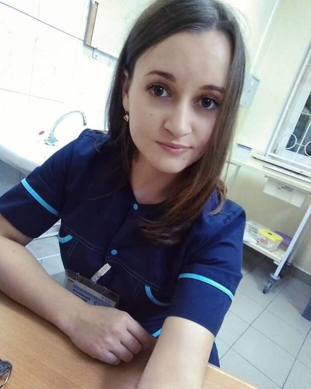 Медсестричка из Гродно в больнице, красавицы, красотки, медицина, медсестра, медсёстры, первая помощь
