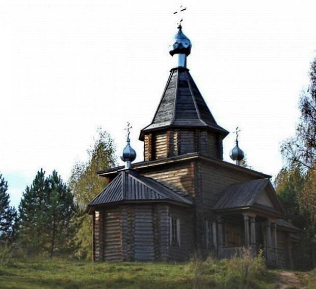 Китеж-град. Легенда о русской Атлантиде 9