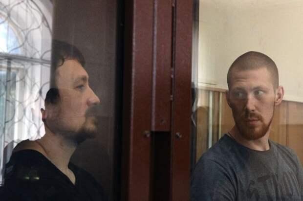 Осужденные по делу Голунова экс-полицейские подали апелляцию