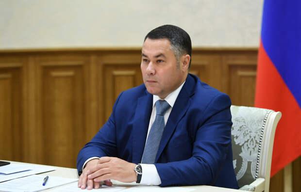 «Крайнее предупреждение»: Игорь Руденя отчитал нерадивых тверских чиновников