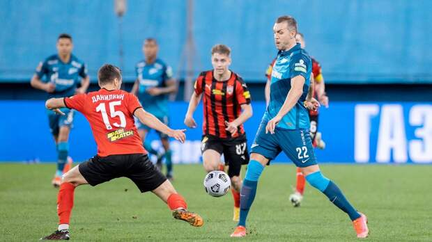 «Зенит» прервал 10-матчевую беспроигрышную серию «Химок»