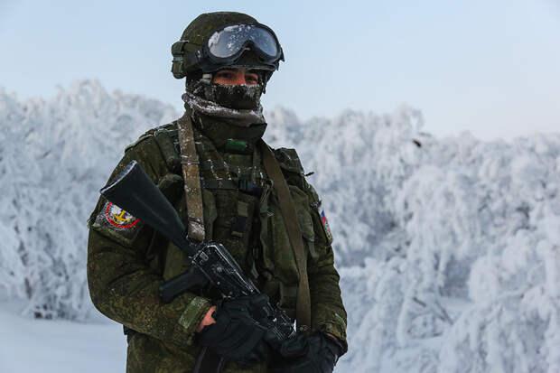 Военный потенциал России оценили в НИИ оборонных исследований Швеции