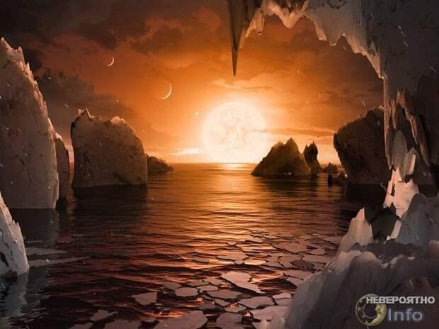 В сотах внутри Земли живут цивилизации древнее человеческой