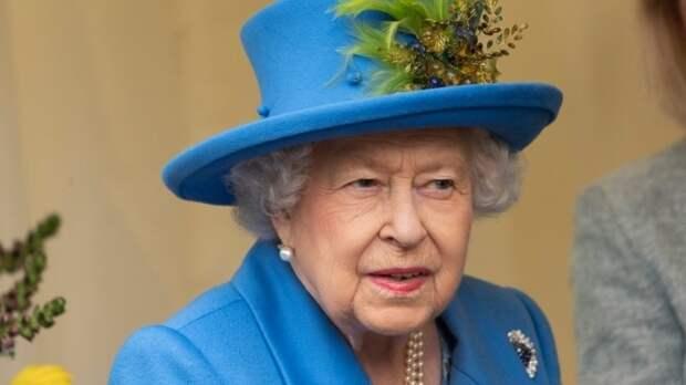 Британская королева выступит с традиционной тронной речью в парламенте