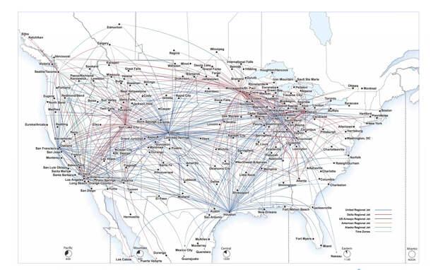 Особенности профессиональной подготовки пилотов гражданской авиации США