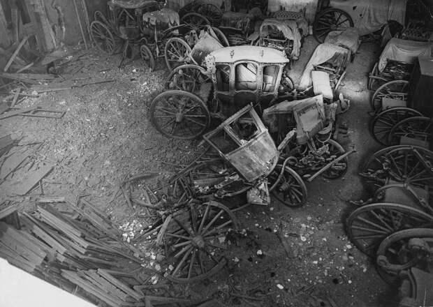 Где прятали сокровища русских музеев во время Великой Отечественной