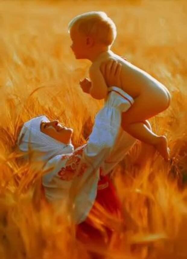 СЛАВЯНЕ. Рождение и детство