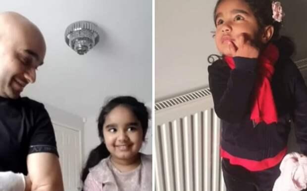 Маленький Эйнштейн: 3-летняя дочка поразила родителей результатами IQ-теста
