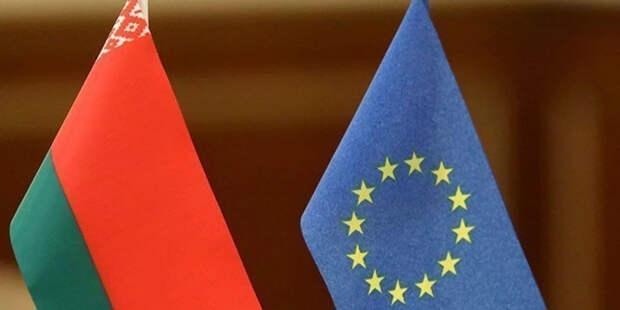 ЕС обвинили во вмешательстве в ситуацию в Белоруссии