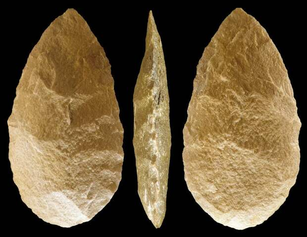 Каким был палеолит на территории Египта?