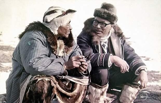 Что не поделили советские чукчи и американские эскимосы в 1947 году
