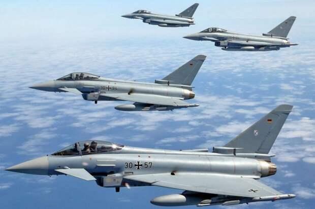 NI: Пилоты массово уходят из ВВС Германии