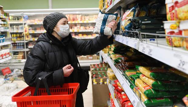 С 12 мая покупателей без защитных масок не пустят в магазины Подмосковья