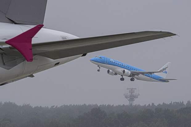 В Нидерландах нашли труп в отсеке шасси самолета