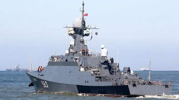 Экипажи Каспийской флотилии готовятся к совместным учениям с ВМС Казахстана
