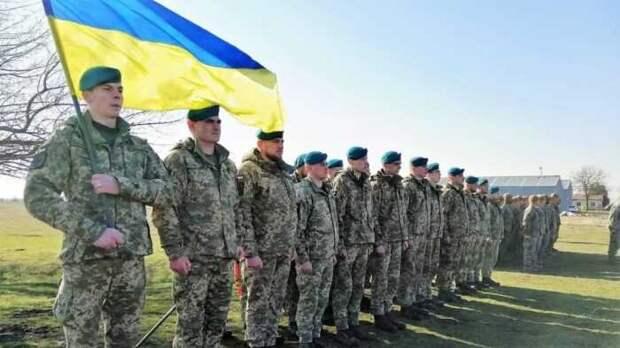 Киев начал переброску на Донбасс нескольких тысяч солдат и офицеров