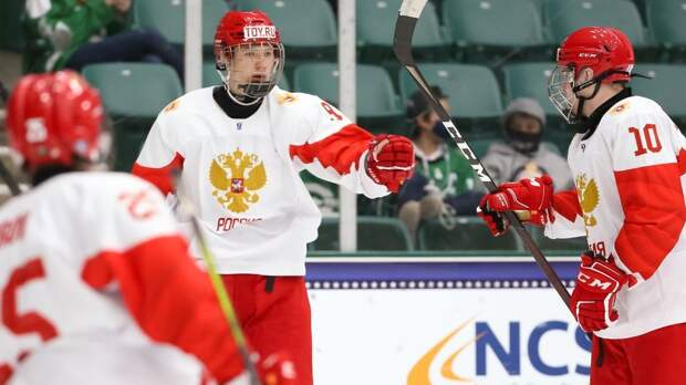 Сборная России проиграла Канаде в финале ЮЧМ-2021