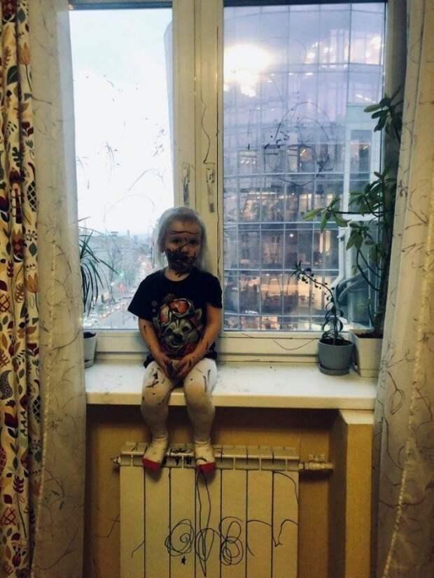 """Мемы и истории про """"яжматерей"""" и их детей"""