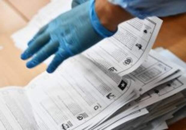 После обработки 80% протоколов «Единая Россия» лидирует на выборах в Госдуму с 49%