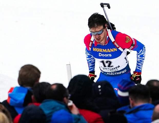 Российский биатлонист Елисеев выиграл спринт начемпионате Европы