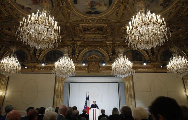Разочарование Макрона и геополитические последствия его высказываний о НАТО