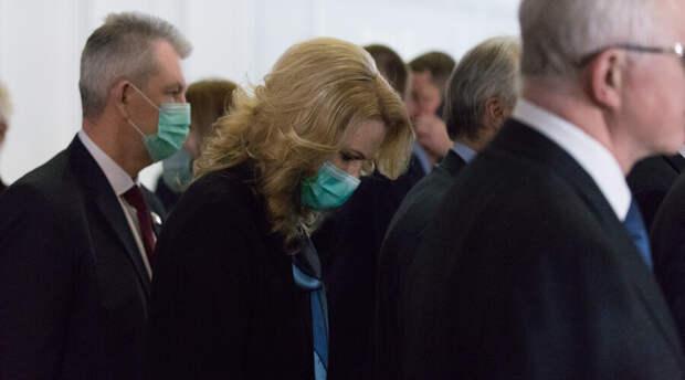 Полеты по России могут стать тесно связаны с вопросом вакцинации