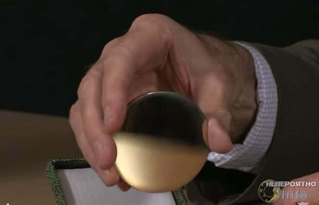 Снова о секрете китайских волшебных зеркал (видео)