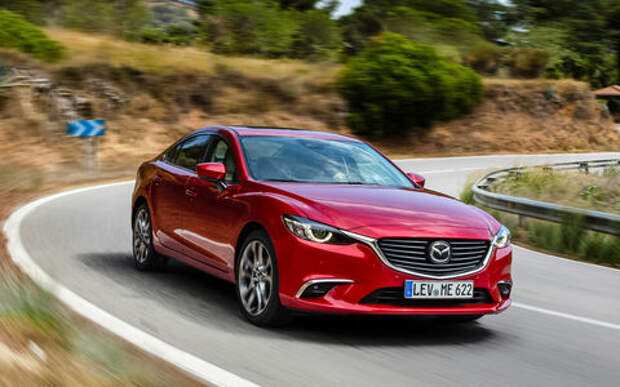 Обновленная Mazda 6: тонкая настройка
