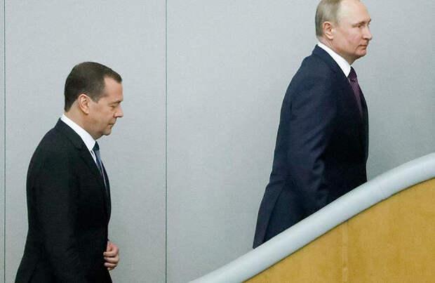 Пока выдома: неожиданное решение Медведева