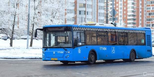 Автобусы на маршруте №т59 заменяем постепенно – Московский транспорт