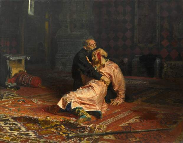 Обстоятельства гибели царевича Ивана - сына Ивана Грозного